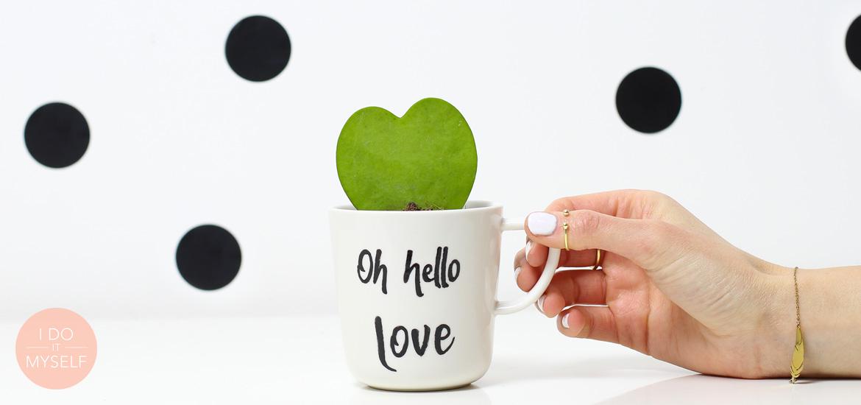 DIY 52 – Mug de St-Valentin