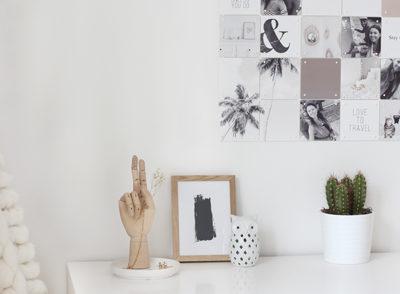 Un mur photo avec IXXI