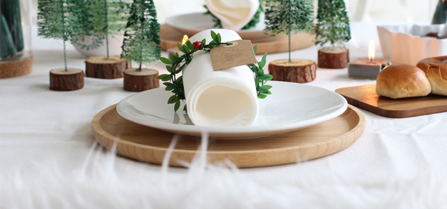 Table de Noël – 2018