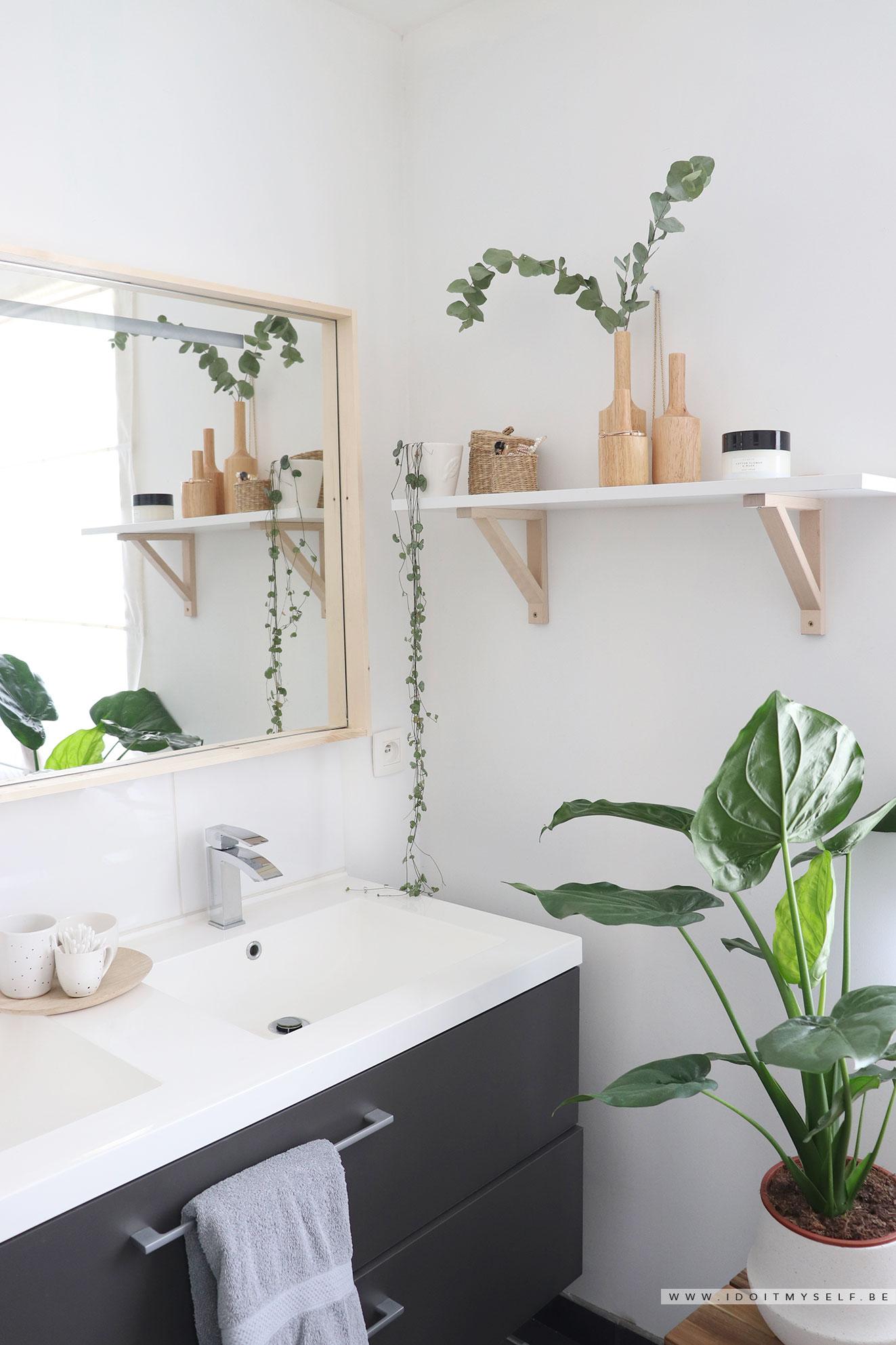 DIy salle de bain