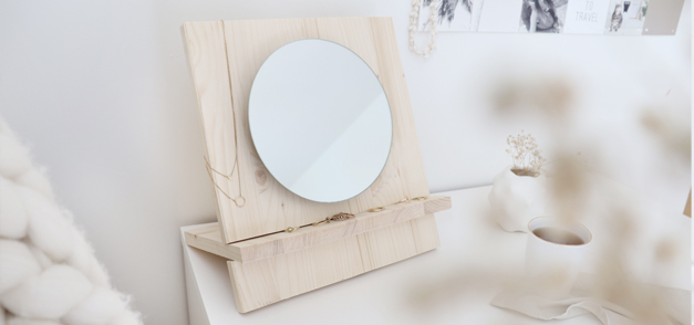 DIY : Miroir led