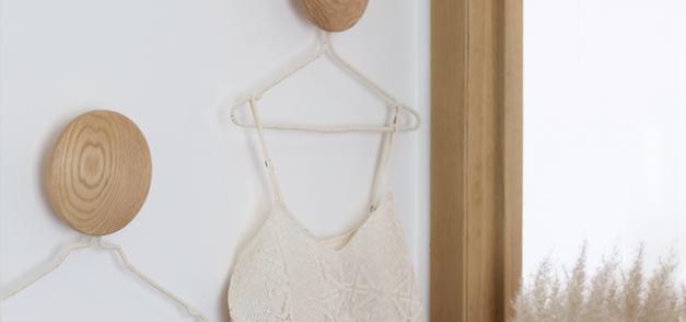DIY : Cintre en corde
