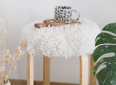 DIY FROSTA IKEA TABOURET